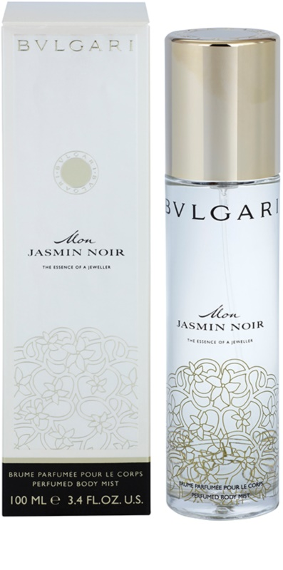 2debab263bd2 Bvlgari Mon Jasmin Noir, Body Spray for Women 100 ml   notino.co.uk