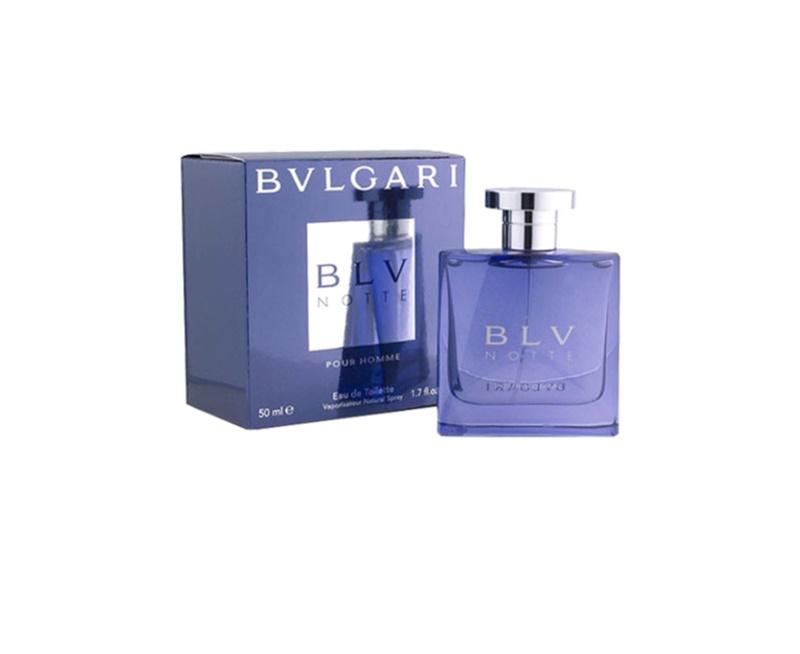 Bvlgari BLV NOTTE pour Homme, eau de toilette para hombre 50 ml ... 3cad5f718a