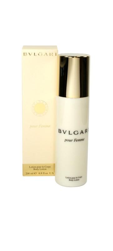 Bvlgari Pour Femme Body Lotion for Women 62ca5eddc29