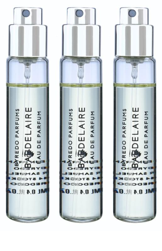 Byredo Recharge Parfum BaudelaireEau Pour 3 12 Ml3x Homme De X tQdhsr
