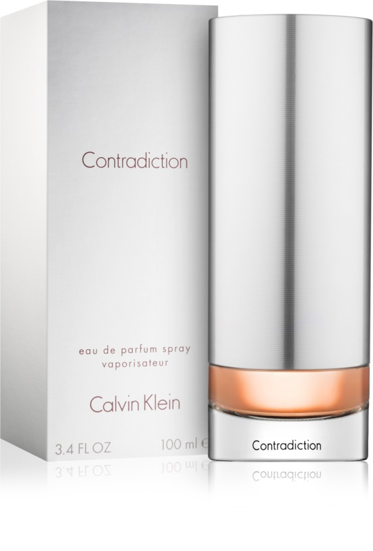 calvin klein contradiction eau de parfum f r damen 100 ml. Black Bedroom Furniture Sets. Home Design Ideas