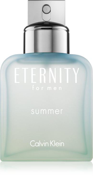 24b985b525 Calvin Klein Eternity for Men Summer (2016) eau de toilette férfiaknak