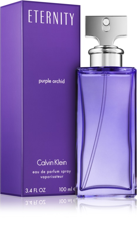 calvin klein eternity purple orchid eau de parfum f r. Black Bedroom Furniture Sets. Home Design Ideas