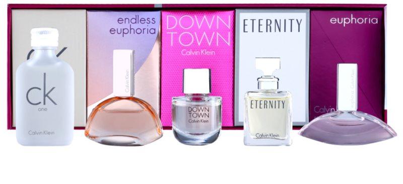 Calvin Klein Mini Gift Set XXII Downtown Endless