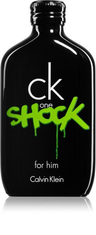 d9f27d861 Calvin Klein CK One Shock eau de toilette para homens