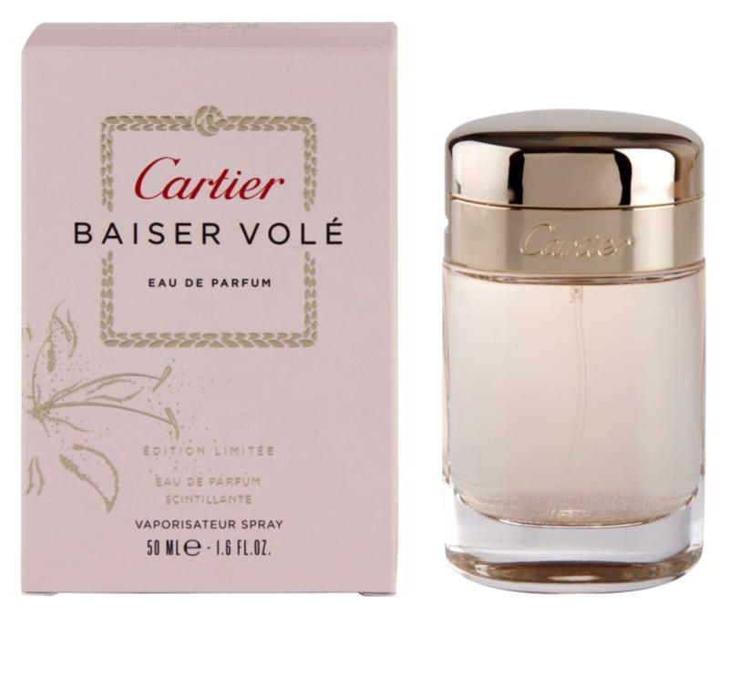 a2293a0dcd8 Cartier Baiser Volé Shimmering Limited Edition Eau de Parfum para mulheres