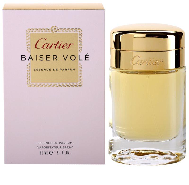 6cff7eb2066 Cartier Baiser Volé Essence De Parfum Eau de Parfum para mulheres