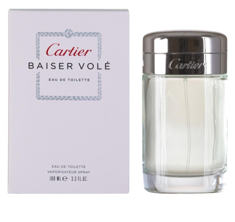 f92b3f940c6 Cartier Baiser Volé Eau de Toilette para mulheres