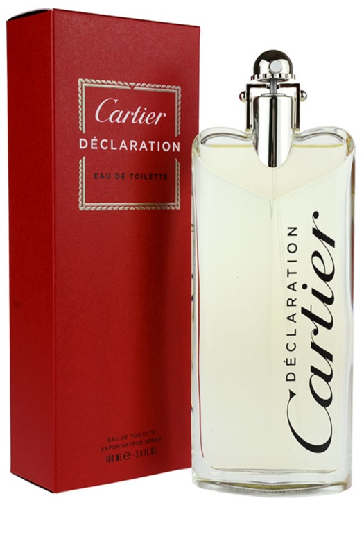cartier declaration eau de toilette pour homme 100 ml. Black Bedroom Furniture Sets. Home Design Ideas
