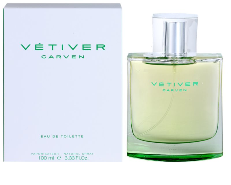 carven v tiver eau de toilette f r herren 100 ml. Black Bedroom Furniture Sets. Home Design Ideas