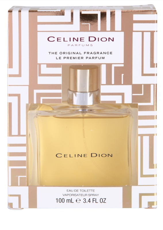 celine dion original eau de toilette for women 100 ml. Black Bedroom Furniture Sets. Home Design Ideas