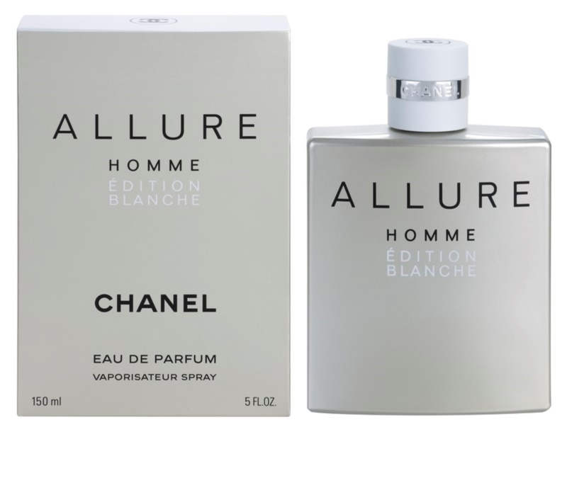 chanel allure homme dition blanche eau de parfum f r. Black Bedroom Furniture Sets. Home Design Ideas