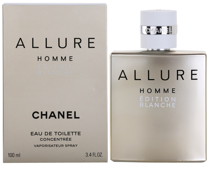 aae0d5566c53 Chanel Allure Homme Édition Blanche, Eau de Toilette for Men 100 ml ...