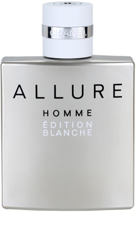 a4f146180 Chanel Allure Homme Édition Blanche eau de toilette tester para hombre