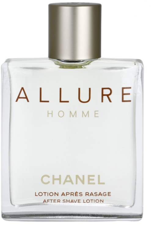 chanel allure homme lotion apr s rasage pour homme 100 ml. Black Bedroom Furniture Sets. Home Design Ideas