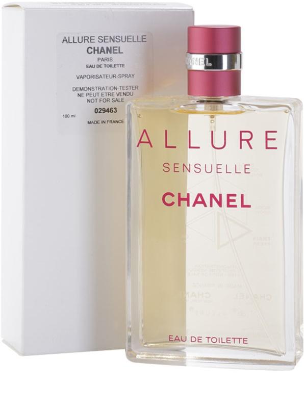 92e62d8ce Chanel Allure Sensuelle, toaletná voda tester pre ženy 100 ml ...