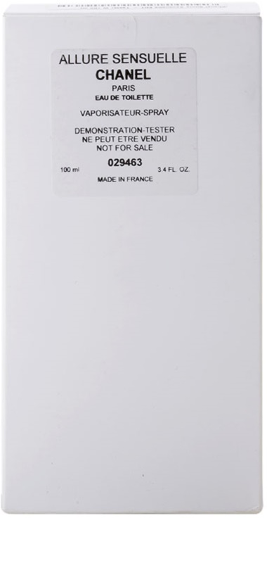 c25161115 Chanel Allure Sensuelle, toaletná voda tester pre ženy 100 ml ...