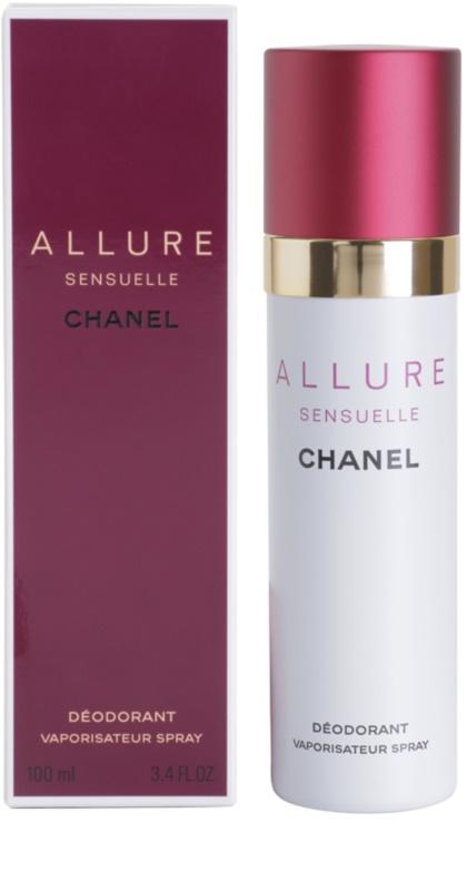 Chanel Allure Sensuelle Déo Spray Pour Femme 100 Ml Notinobe