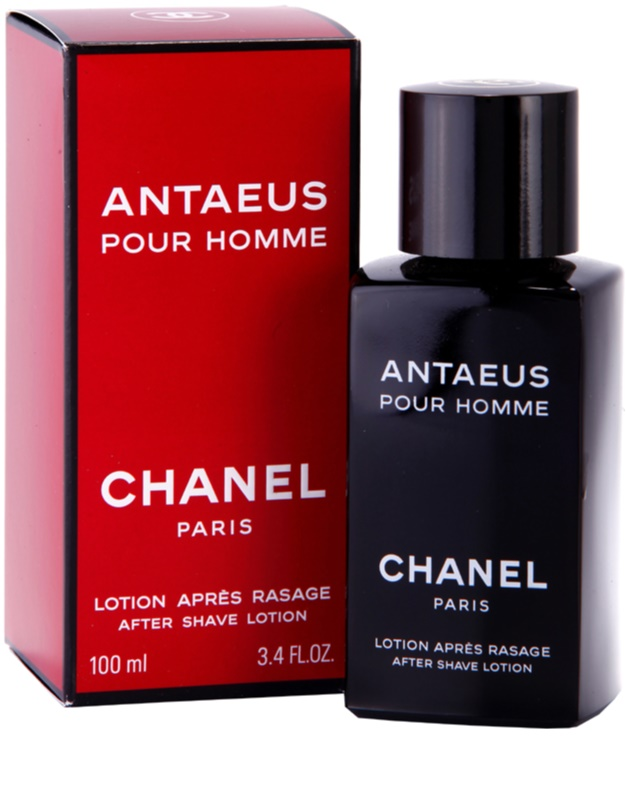 chanel antaeus lotion apr s rasage pour homme 100 ml. Black Bedroom Furniture Sets. Home Design Ideas