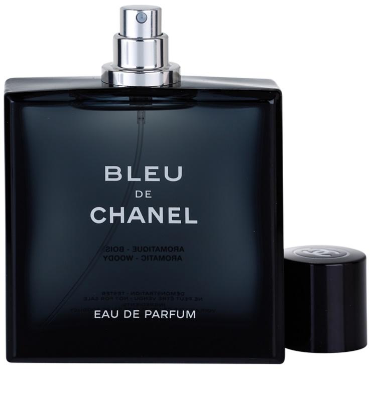 chanel bleu de chanel eau de parfum teszter f rfiaknak. Black Bedroom Furniture Sets. Home Design Ideas