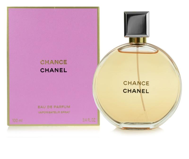 chanel chance eau de parfum for women 100 ml. Black Bedroom Furniture Sets. Home Design Ideas