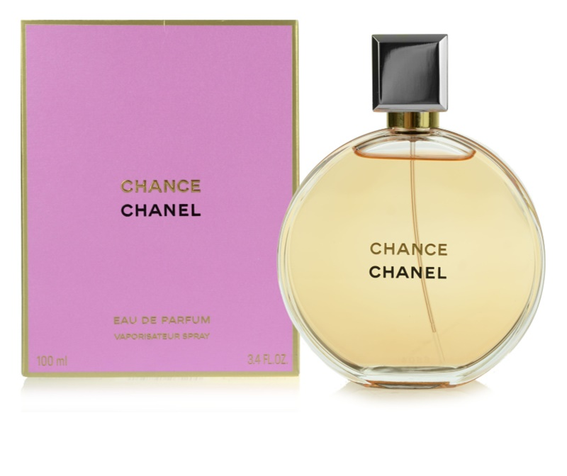 chanel chance eau de parfum f r damen 100 ml. Black Bedroom Furniture Sets. Home Design Ideas