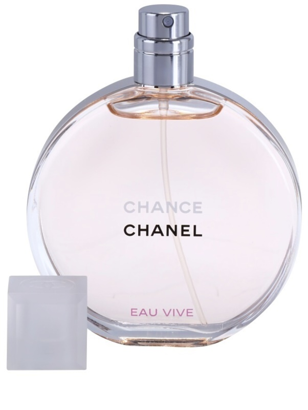 chanel chance eau vive eau de toilette pour femme 50 ml. Black Bedroom Furniture Sets. Home Design Ideas