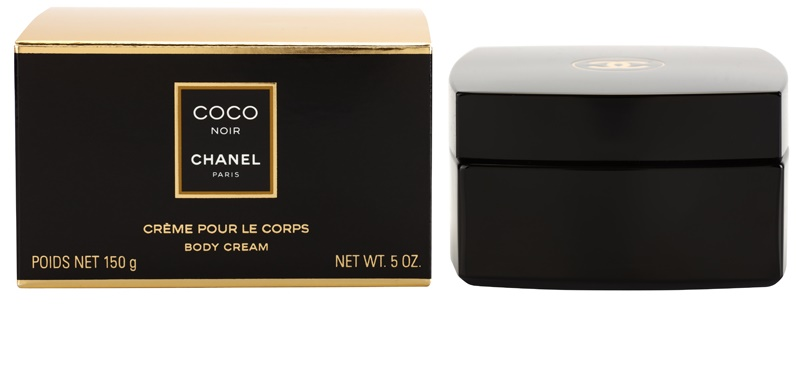 chanel coco noir k rpercreme f r damen 150 g. Black Bedroom Furniture Sets. Home Design Ideas