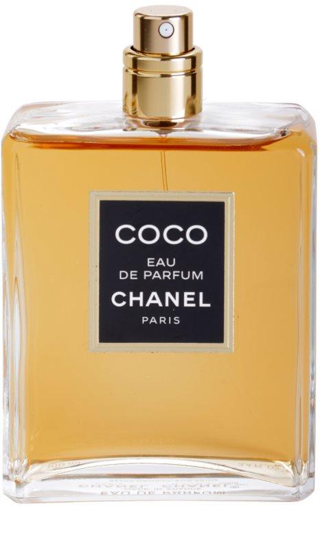 Chanel Coco Eau De Parfum Tester Pentru Femei 100 Ml Notinoro
