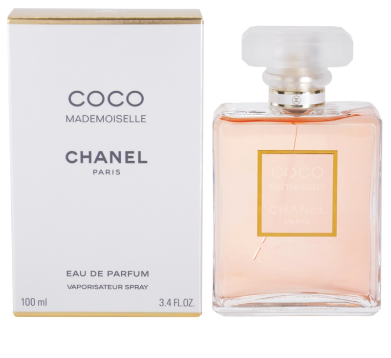 chanel coco mademoiselle eau de parfum f r damen 100 ml. Black Bedroom Furniture Sets. Home Design Ideas