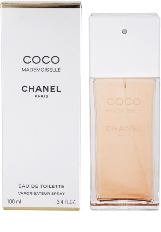 Chanel Coco Mademoiselle, Eau de Toilette for Women 100 ml ...