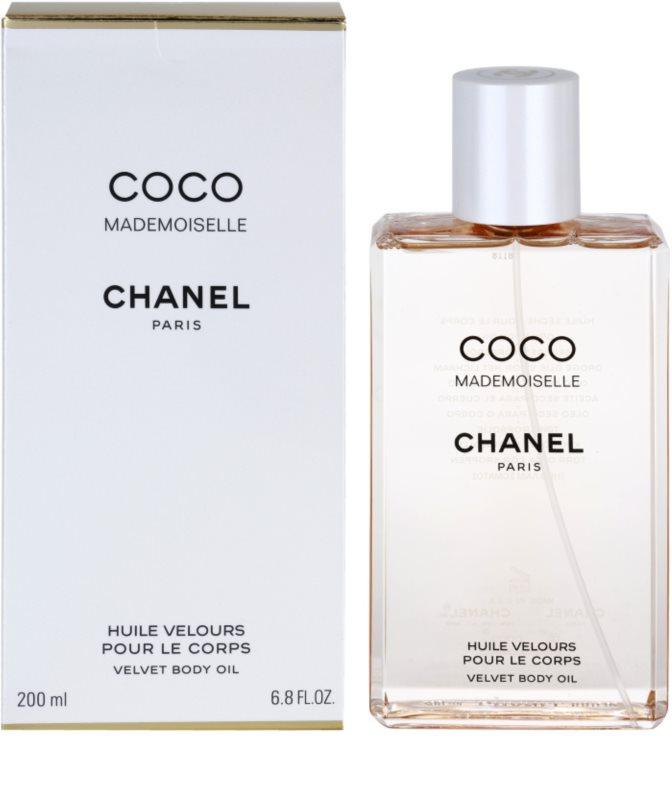 Chanel Coco Mademoiselle, Body Oil for Women 200 ml ...