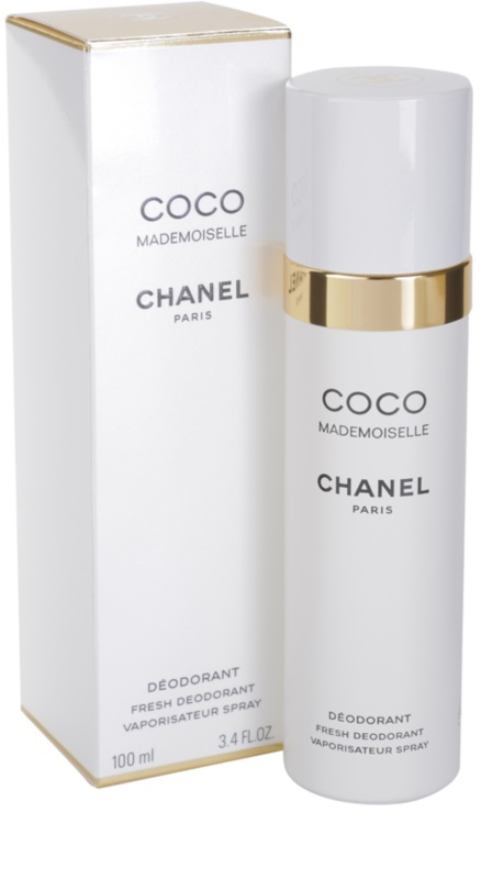 Chanel Coco Mademoiselle, Deo Spray for Women 100 ml ...