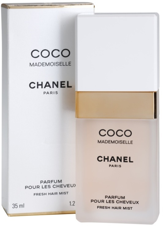 chanel coco mademoiselle parfum pour cheveux pour femme 35 ml. Black Bedroom Furniture Sets. Home Design Ideas