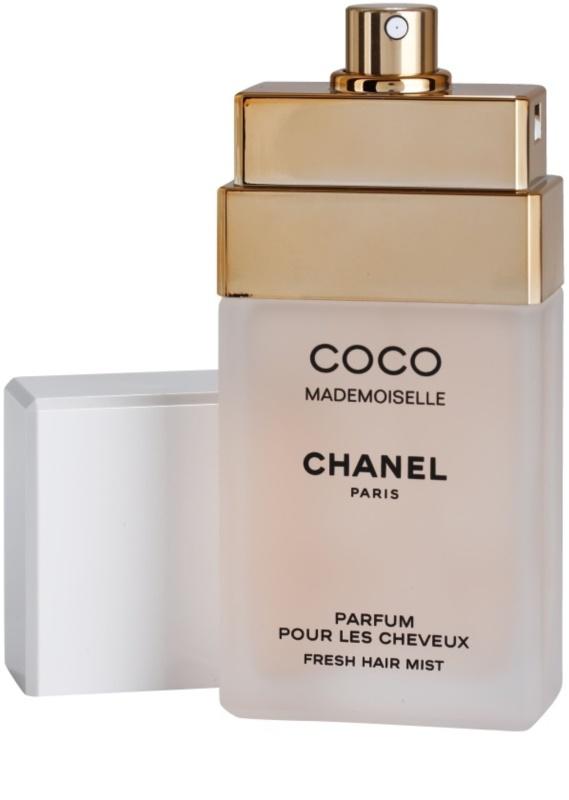 chanel coco mademoiselle parfum pour cheveux pour femme 35 ml. Black Bedroom Furniture Sets. Home Design Ideas
