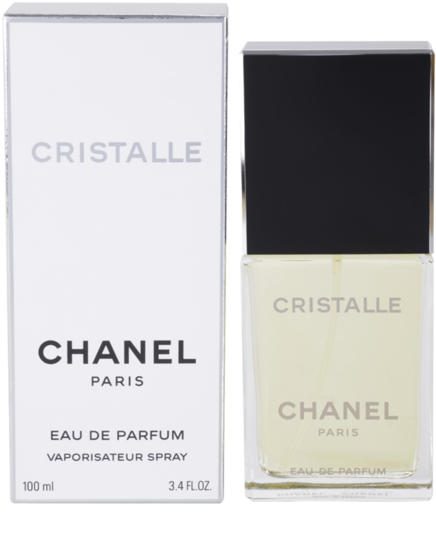 Chanel Cristalle, Eau de Parfum for Women 100 ml | notino.co.uk