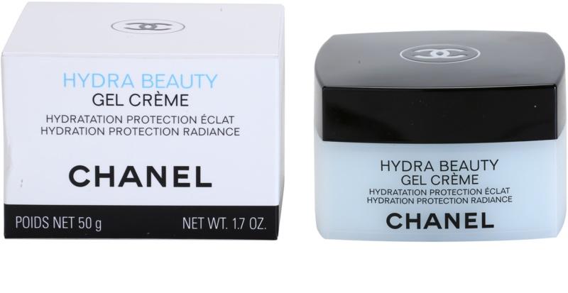 chanel hydra beauty gel cr me hydratant visage. Black Bedroom Furniture Sets. Home Design Ideas