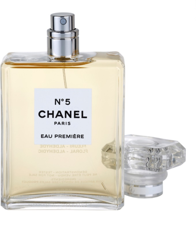 2ce6fe9e6c425 Chanel N°5 Eau Première, woda perfumowana tester dla kobiet 100 ml ...
