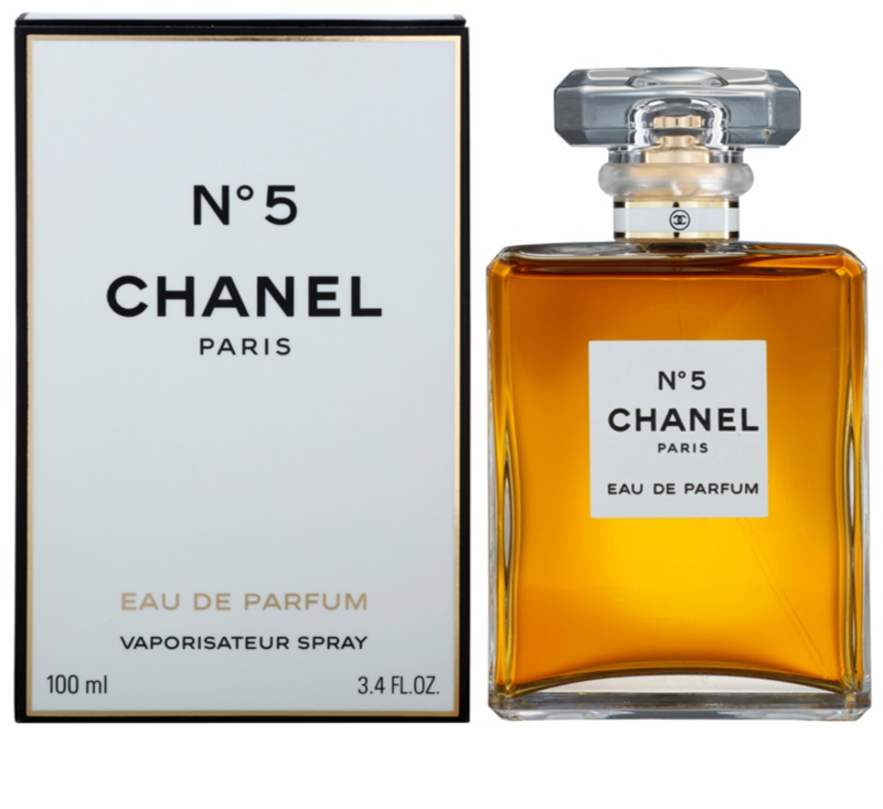 chanel n 5 eau de parfum for women 100 ml. Black Bedroom Furniture Sets. Home Design Ideas