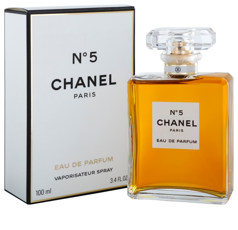chanel n 5 eau de parfum pentru femei 100 ml. Black Bedroom Furniture Sets. Home Design Ideas