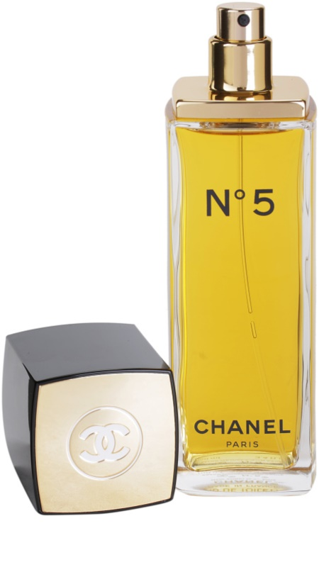 chanel n 5 eau de toilette pour femme 100 ml. Black Bedroom Furniture Sets. Home Design Ideas