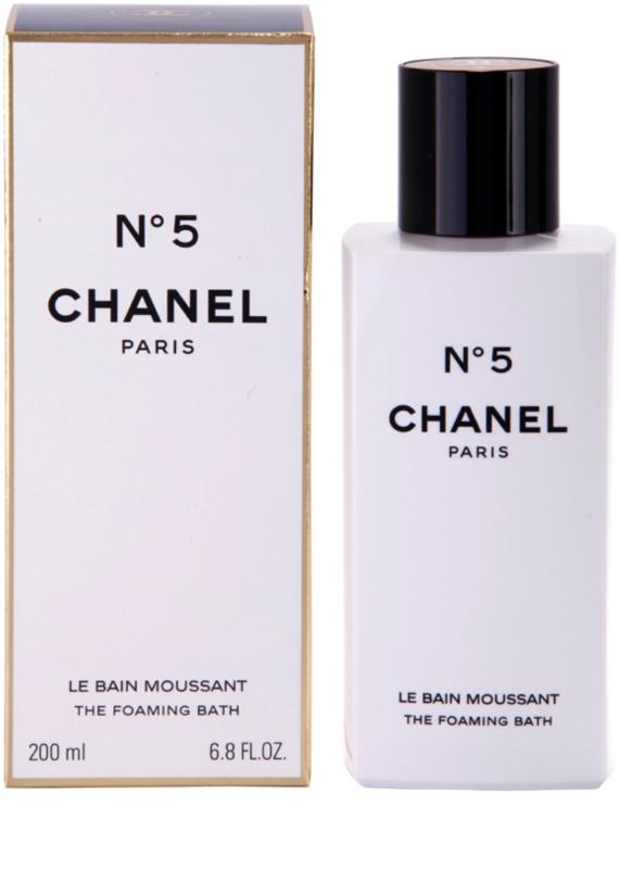 Chanel no 5 producto para el ba o para mujer 200 ml for Productos de bano