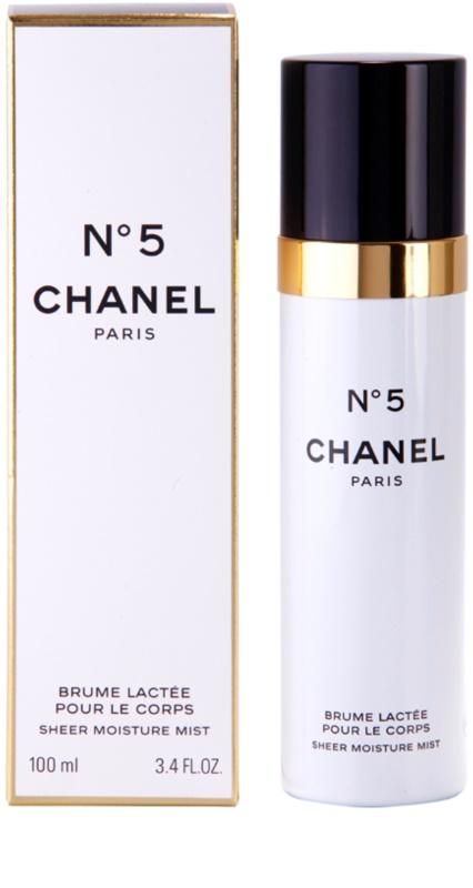 Chanel N5 Körperspray Damen 100 Ml Notinoat