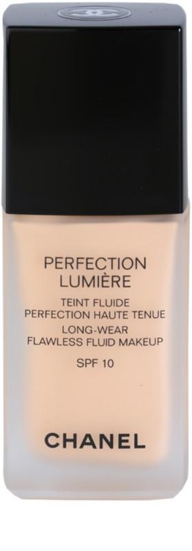 f2580393d1ad5 Chanel Perfection Lumière, podkład - fluid nadający idealny wygląd ...