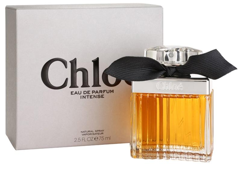 Chloé Chloé Intense Eau De Parfum Pour Femme 75 Ml Notinobe