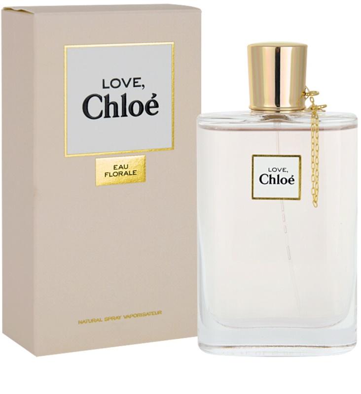 Chloé Love Chloé Eau Florale Eau De Toilette For Women 50 Ml