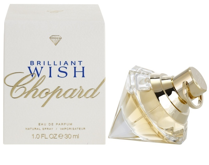 chopard brilliant wish eau de parfum pour femme 30 ml. Black Bedroom Furniture Sets. Home Design Ideas
