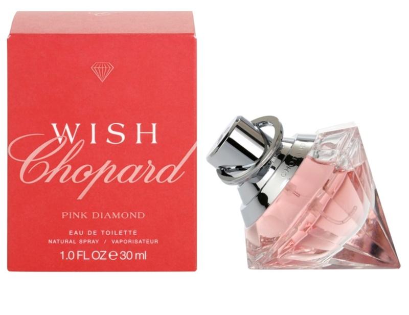 Chopard Wish Pink Diamond Eau De Toilette For Women 30 Ml Notinose