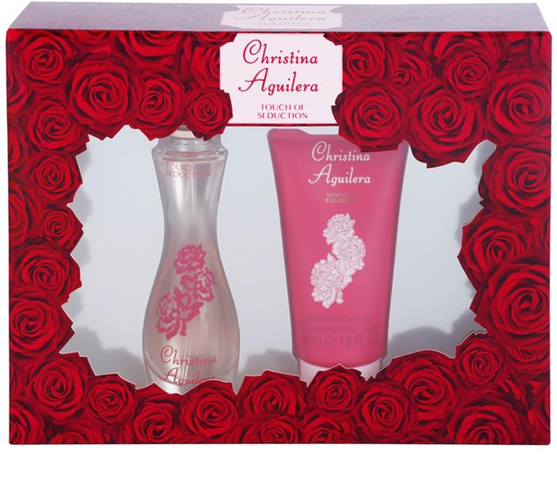 6c4074d5126 Christina Aguilera Touch of Seduction, Gift Set I. | notino.co.uk