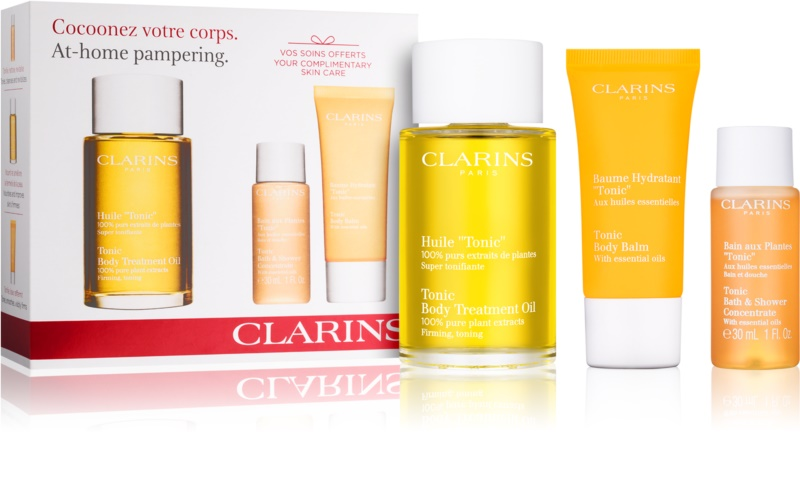 Clarins Body Specific Care Cosmetic Set I Notino Dk